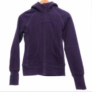 Lululemon Scuba Hoodie Purple